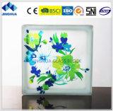 Het Schilderen van Jinghua het Artistieke p-10 Blok Van uitstekende kwaliteit/de Baksteen van het Glas