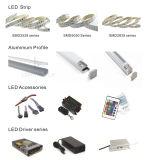 Coloré SMD5050 DC12V/24V/RGBW BANDE LED RVB avec adaptateur de contrôleur