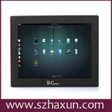"8 "" Industriële PC van Touch Panel, All in One PC, Industrial PC, Fanless All in PC Wall Mounted Aio, PC van One Touchscreen van Fanless Panel met 8V~28V"