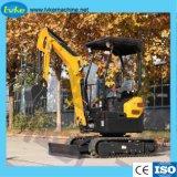 Heißer Verkaufs-China-Marken-Minigleisketten-Löffelbagger hydroExcavtor /Hydraulic kompakter Gräber mit Matchable Bruch-Hammer