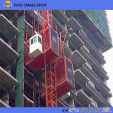 Sc200/200 construcción material de construcción de elevación/Ascensor/elevador de pasajeros para la construcción