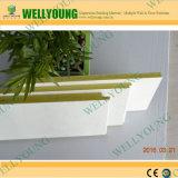 L'absorption acoustique plafond en fibre de verre ignifuge Panneau acoustique