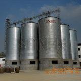 силосохранилище стали хранения пшеницы плоского дна 1000t