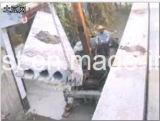 Laje do telhado do concreto pré-fabricado que dá forma à máquina para a venda