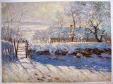 Картина маслом - Monet 1