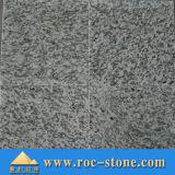 Tegel van het Graniet van de Huid van de tijger de Witte, het Bedekken Tegel, het Vloeren Tegel (ROCSTONE01)