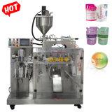 Onregelmatige speciale zak SAP-drank/water/melk/gezichtsmasker vloeistof automatische verpakkingsmachine Voorgemaakte dooizak