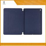 iPadプロ10.5のための元の革箱、iPad 9.7カバーのために、なぜならiPadの小型4つのスマートなケースのためのiPadの空気2フリップカバー、