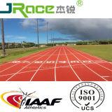 Fornitore corrente delle piste del campo da giuoco della Cina del Tartan atletico esterno elastico della pista