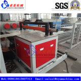 Linha decorativa da máquina da produção do perfil do painel do PVC