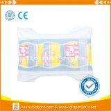Тип ворсистых пеленок и сухие ворсистые пеленок младенца поверхностного поглощения