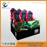 De Stoel van de Simulator van de Bioskoop van de Motie van Wangdong 5D voor Verkoop