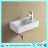 La porcelaine sanitaire Salle de bains petite bassin Rectangle étroit