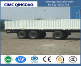 Cimc 3개의 차축 2+1의 반 화물 트럭 트레일러 포좌
