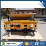 Geeft het Bespuitende Gips van het Cement van het merk het Pleisteren van de Muur Machine voor Construcion terug