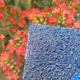 Polycarbonaat van China maakte 1.8mm10mm PC- Blad voor Dakwerk in reliëf