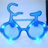 Geformte LED Sonnenbrillen des Fahrrad-Fahrrad-