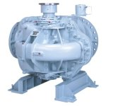 Vertical Motor를 가진 수직 Split Casing Double Suction Pump