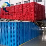 1200X1000X150 3 Pallet van de Oppervlakte van de Bodem van Agenten de Vlotte Op zwaar werk berekende Plastic