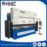 높은 작업 효율성 유압 CNC 압박 Brake125t 2500mm
