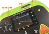 IL Defibrillatore Automatico Defi6 Esterno ha La Funzione Di Analizzare I Dati ECG Del Paziente