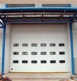 De Witte Sectionele Industriële Verticale Deur van de goede Kwaliteit
