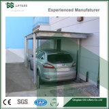 Di Gg di marca parcheggio verticale dell'automobile della pila nel sottosuolo