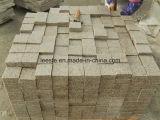 Oro Beige Azulejos de granito G682 y granitos pavimentadora