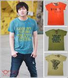 Корейском стиле моды настроить футболка