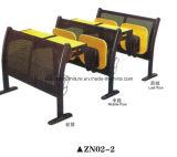 Aula de bastidor de acero de mesa y silla para estudiante Zn03-2