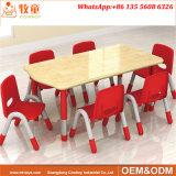 Les enfants de gros de table et chaise, Kids Étude Table et chaise