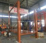 Elevador hidráulico do parque de estacionamento de quatro bornes (SJD)
