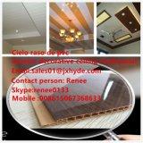200mm rainure centrale plafond PVC PVC Panneau mural pour la décoration intérieure DC-167