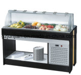 Het toejuichen Buffet van de Staaf van de Salade van de Luxe het Draagbare voor de Restaurants van de Catering