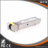 Cisco Compatible GLC-BX40-D-I1000BASE-BX 1.550 nm TX/RX1310nm Módulo óptico de 40km.