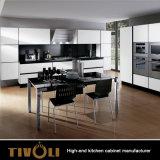 Großhandelschina-Fertigung-modulare moderne Küche-Schränke TV-0210