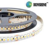 Illuminazione decorativa della striscia di SMD 3528 LED in 240LEDs 19.2W /M