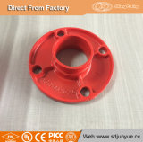 ASTM A536 Gegroefte Flens van het Gietijzer van de Rang 65-45-12 de Kneedbare