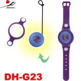 広告しなさいLCD (DH-G23)が付いている腕時計を