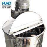 De Dubbele Beklede Lotion die van uitstekende kwaliteit van het Roestvrij staal Tank mengen