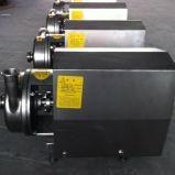 Pompa ad acqua variabile sanitaria di velocità della pompa centrifuga dell'acciaio inossidabile del commestibile