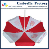 Strong пляжный зонтик с логотипом печати для использования вне помещений солнечным зонтом из расчета 200 см