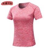 최신 운동 주문 Breathable t-셔츠 Mens 압축 운동 체조 t-셔츠