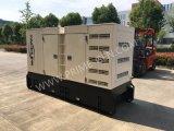 Cummins 130kVA Groupe électrogène Diesel Powered insonorisées avec la CE/ISO