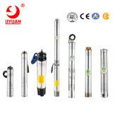 Standard de 1 HP à énergie solaire du moteur de pompe à eau de puits profond