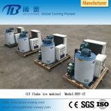 Machine Van uitstekende kwaliteit van het Ijs van de Vlok van de Grootte van Suply van de fabriek de Mini1t voor het Commerciële Gebruiken