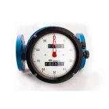 高温楕円形ギヤ機械アスファルトアナログの流量計