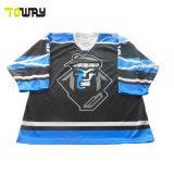 Maglia Da Hockey Compression Full Dye Sublimata All'Ingrosso