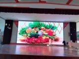 Utilisation de location de panneaux d'affichage vidéo LED intérieure / LED écran Mesh ISO9001