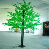 2m de color verde pino LED Artificial decorativa para
